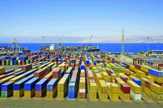 container shipping to the ABC Islands