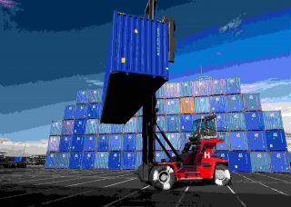 Container shipping to the Caribbean