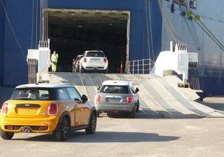 BonTrade, Automobile Shipping Service, Overseas