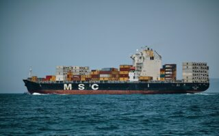 Container shipping to the Dutch Caribbean